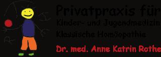 Dr. med. Anne Katrin Rothe Logo